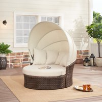 Deals on Mainstays Tuscany Ridge 2-Piece Outdoor Daybed
