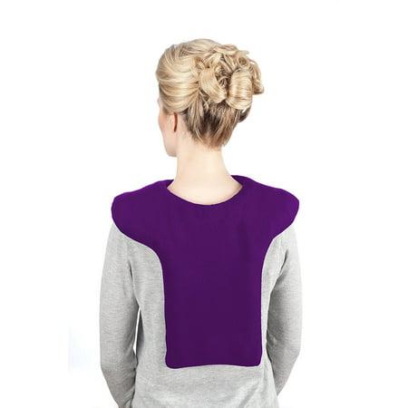 9d3f7af2434 Sunny Bay Microwavable Shoulder and Upper Back Heat Wrap