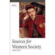 Sources for Western Society, Since 1300