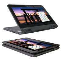 "Refurbished Lenovo ThinkPad Yoga 11E 11.6"" Touchscreen Chromebook Quad-Core 1.83GHz 4GB 16GB"