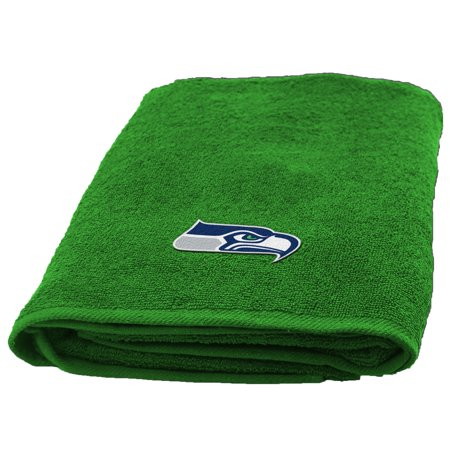 NFL Seattle Seahawks Bath Towel, 1 Each - Seattle Seahawks Decor