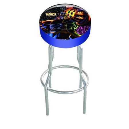 Marvel Adjustable Stool, Arcade1UP, 815221028685