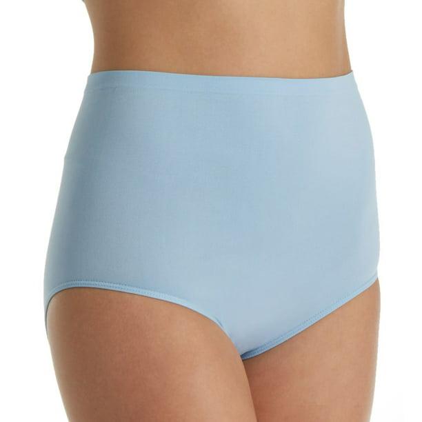 Rhonda Shear 2-pack Lace Inset High-Waist Brief - 8800713