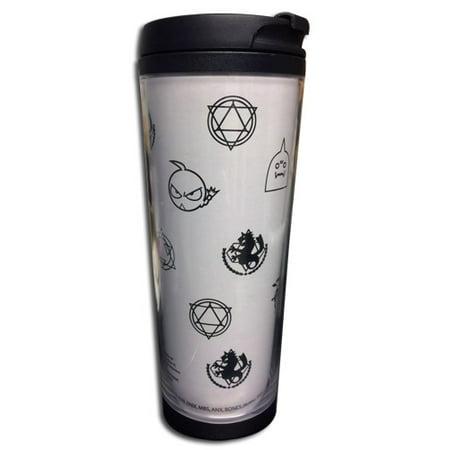 Travel Mug - Fullmetal Alchemist - Symbol Tumbler New Licensed ge69909 - image 1 de 1