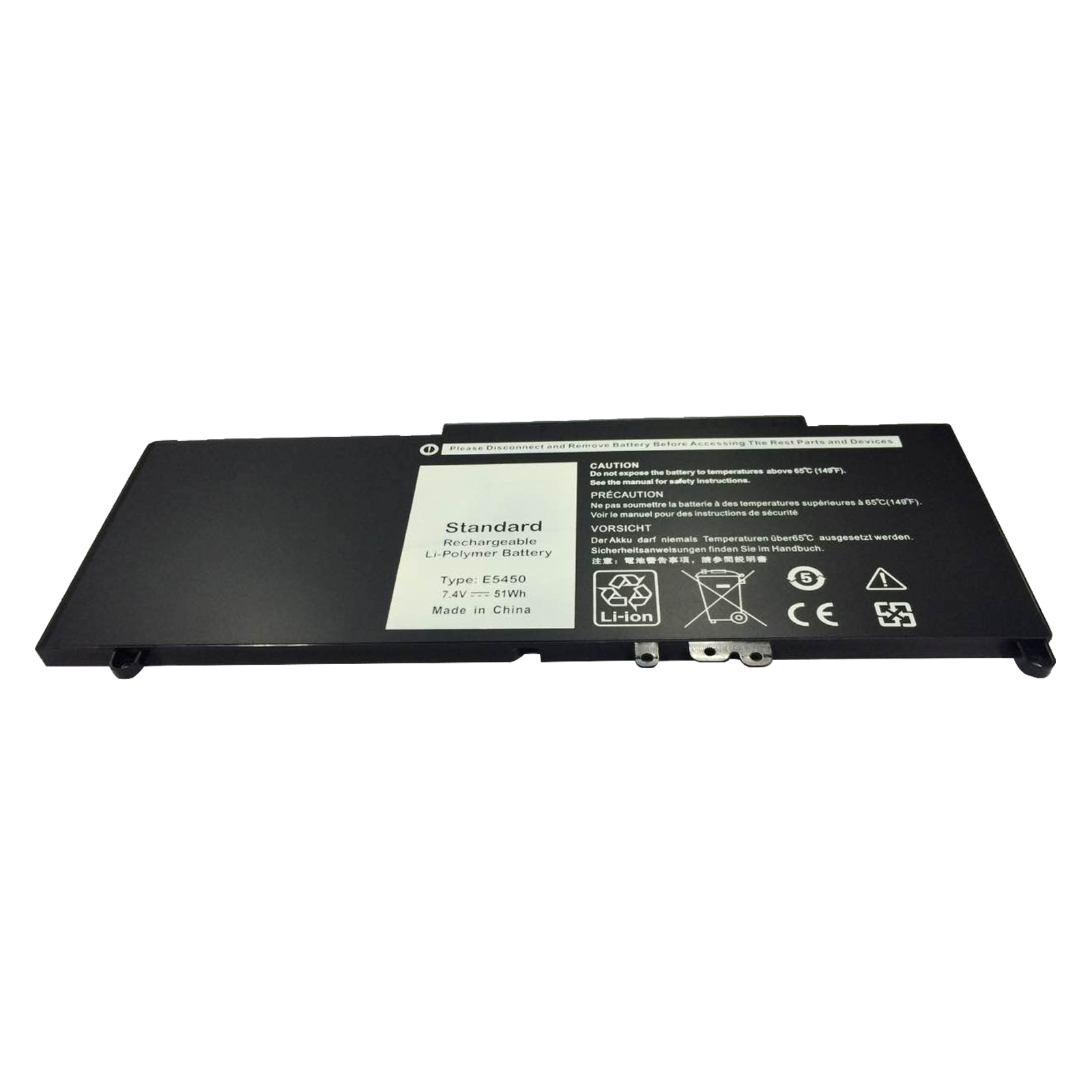 Superb Choice® 4-cell DELL F5WW5 Laptop Battery