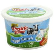 Prairie Farms Veggie Ranch Dip, 16 Oz.
