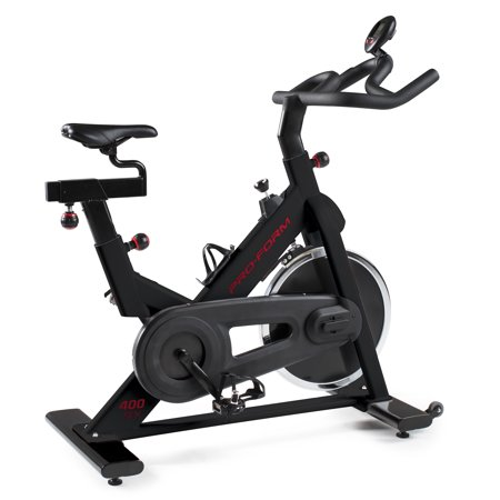 ProForm 400 SPX Indoor Cycling Exercise Bike with 40 Lb. Enhanced