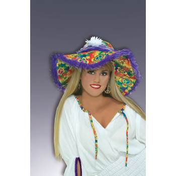 FLOPPY HIPPIE HAT - Walmart.com 291ec9a1dfb