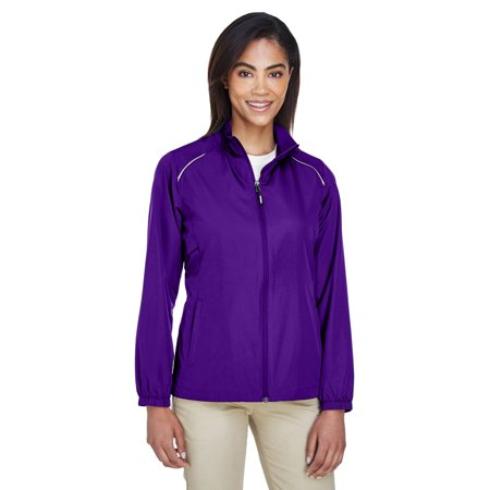 A Product of Ash City - Core 365 Ladies' Motivate Unlined Lightweight Jacket - CAMPUS PRPLE 427 - XS [Saving and Discount on bulk, Code Christo] - Pajama City Promo Code