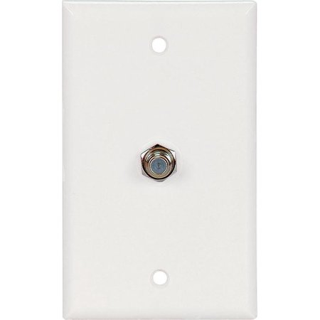 Pleasant Upc 032664546570 Cooper Wiring 1172W Coaxial Jack With Wall Plate Wiring 101 Swasaxxcnl