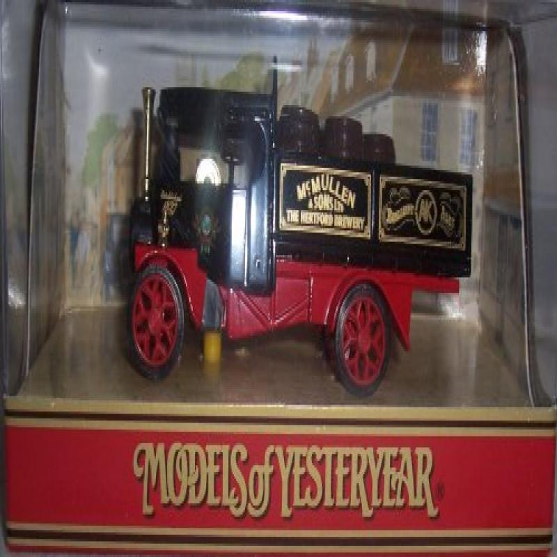 Matchbox Models of Yesteryear Y-27B 1922 Foden Steam Wagon McMullen & Sons: The Hertford... by