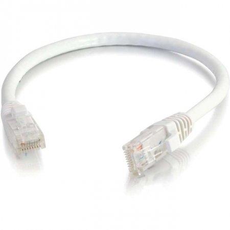 C2G (Cables To Go) 15ft Cat6 Snagless non blindée (UTP) Réseau Patch Cable - Blanc - image 1 de 1