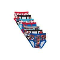 Spider-Man Brief Underwear, 7-Pack (Toddler Boys)