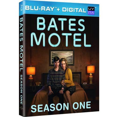 Bates Motel: Season One (Blu-ray + Digital HD)