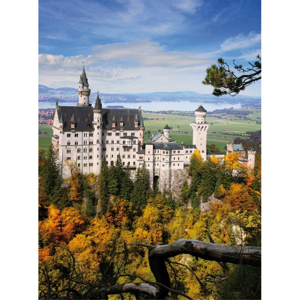 Outset Media Neuschwanstein Portrait Jigsaw Puzzle