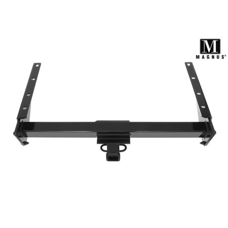 Magnus Assembly Class 3 Trailer Hitch 2 Inches Receiver Tube Compatible with 1993-1998 Jeep Grand (2014 Jeep Grand Cherokee Oem Trailer Hitch)