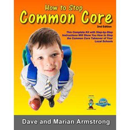 How to Stop Common Core 2nd Edition - eBook