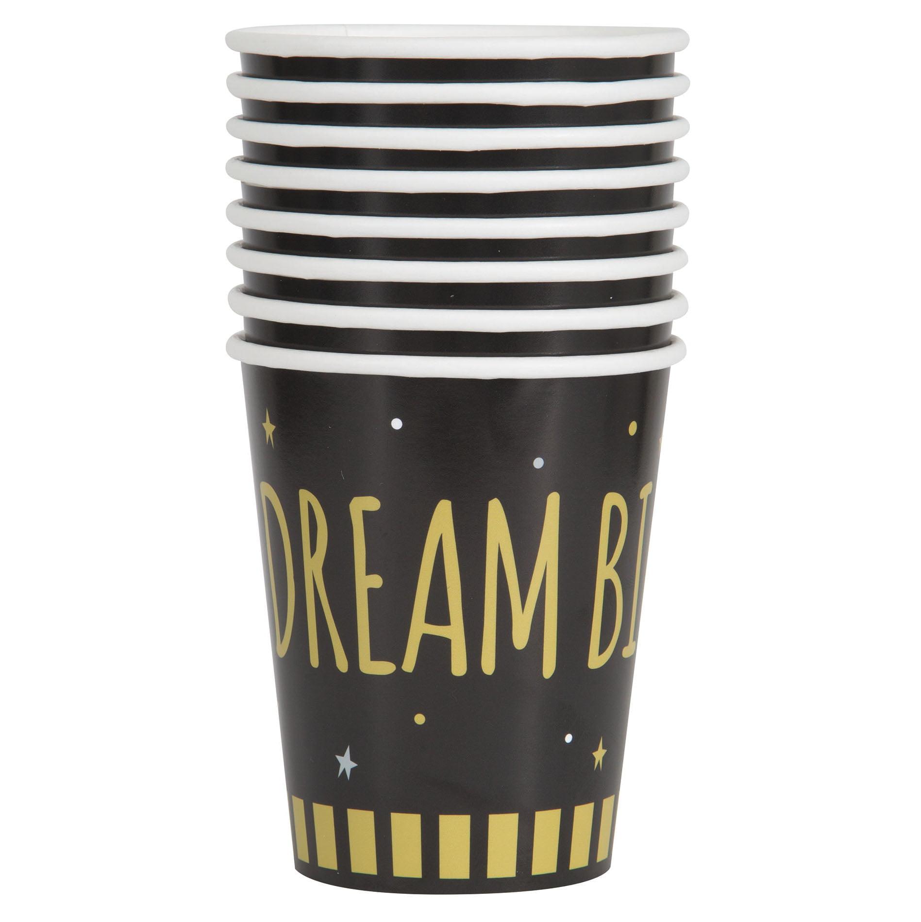 You Did It! Graduation Paper Cups, 9 oz, 8ct