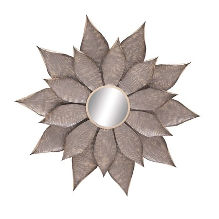 The Lovely Metal Wall Mirror