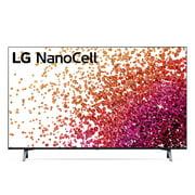 "LG 50"" Class 4K UHD Smart NanoCell TV with AI ThinQ® 50NANO75UPA"
