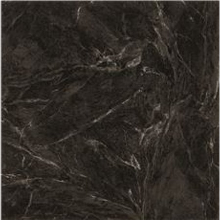 Trafficmaster Peel N' Stick Tile 12 In. X 12 In. Classic Marble Black 1.65Mm (0.065 In.) / 30 Sq. Ft. Per Case (Dia Black Marble)