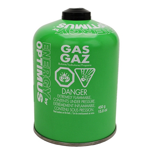Optimus 8019041 Fuel Energy Canister Propane/Butane 16 oz