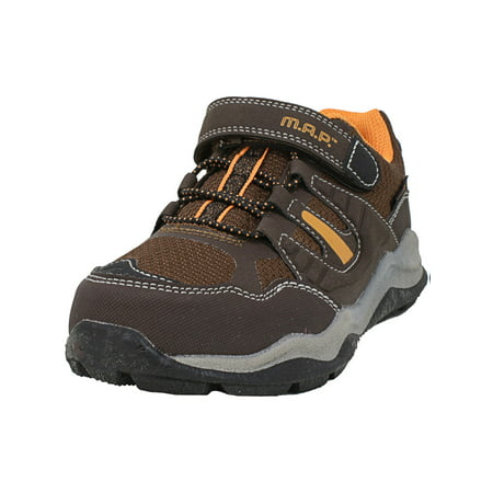 M.A.P. Rappel-B Brown Ankle-High Mesh Hiking Shoe -