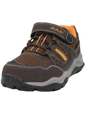 M.A.P. Rappel-B Brown Ankle-High Mesh Hiking Shoe - 4M