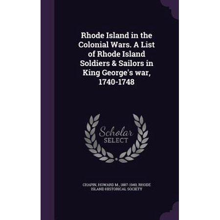 Rhode Island Society Of Colonial Wars