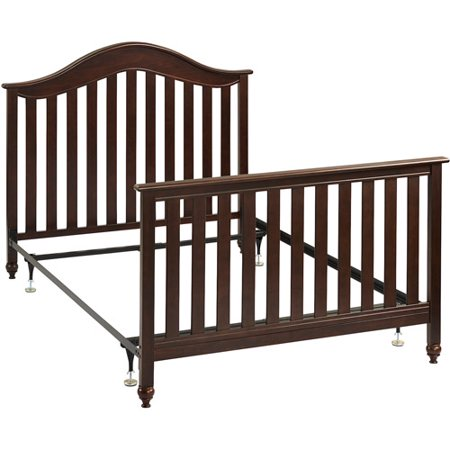 bivona company twinfull metal bed frame with headboard and footboard conversion kit walmartcom
