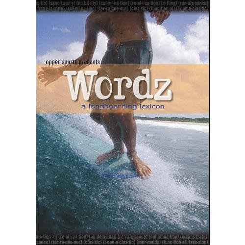 Wordz: A Longboarding Lexicon Surfing