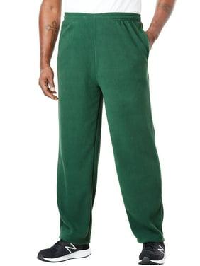 cdc1bf082ec Product Image Kingsize Men s Big   Tall Explorer Fleece Open-bottom  Sweatpants