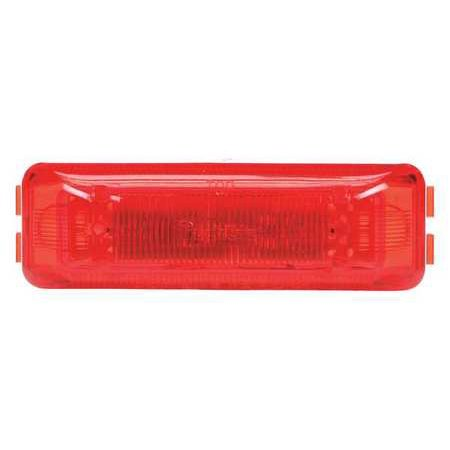 TRUCK LITE CO INC 19375R Lamp, LED, Red, 0 07A