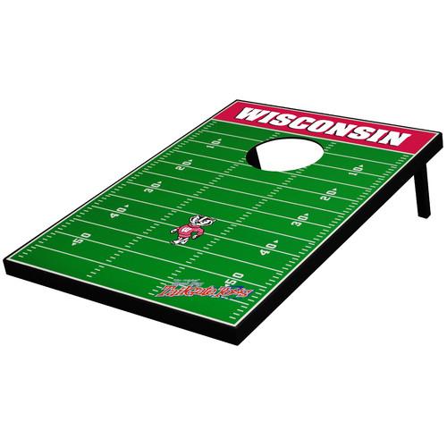 Tailgate Toss NCAA Football Cornhole Game by Wild Sales