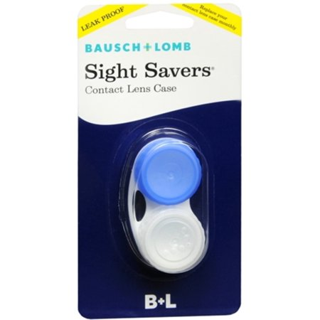 Bausch & Lomb Bausch & Lomb Sight Savers Contact Lens Case, 1
