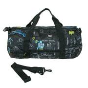 DC Comics  Batman Packable Duffle Bag, Multi