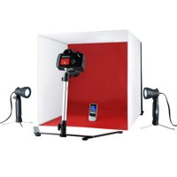 Shutter Starz Professional Quality Studio ProPhotoz Kit Light Cube Product Photo Tent