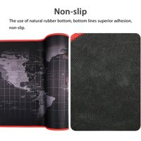 Eeekit computer keyboards mice walmart eeekit extended xxl gaming mouse pad portable large desk pad non slip rubber base gumiabroncs Images
