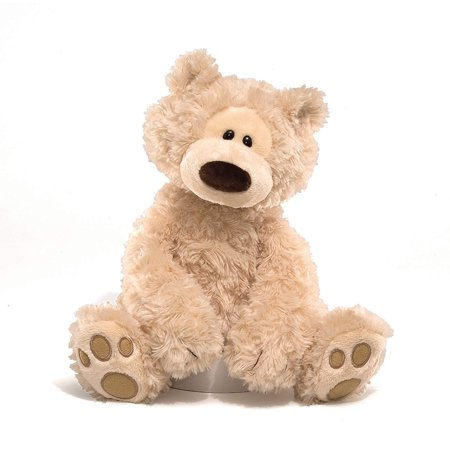 GUND Philbin Beige Teddy Bear Stuffed Animal Plush
