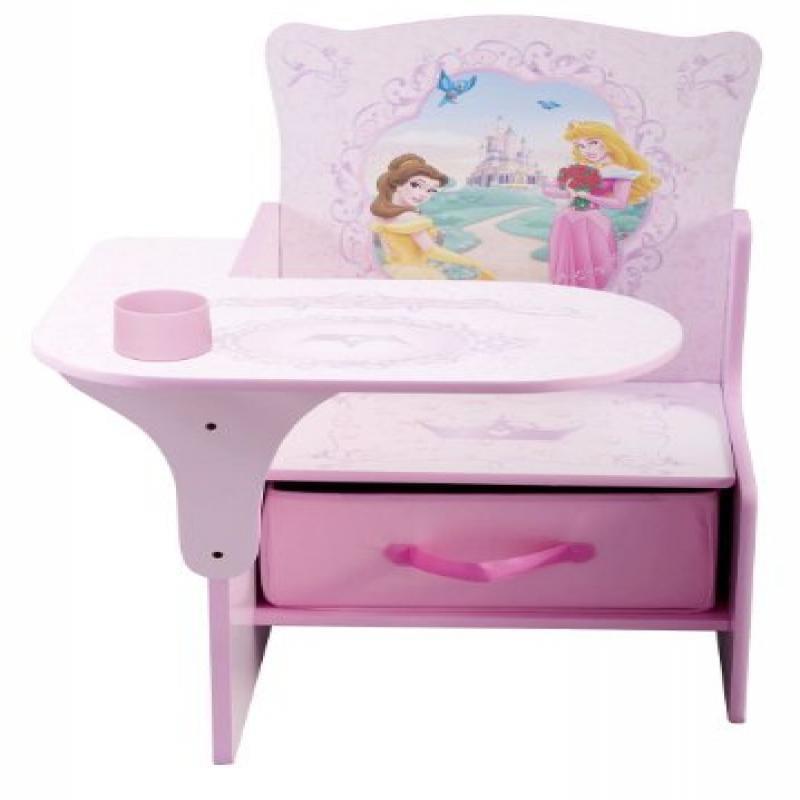 Disney Princess Desk & Chair with Storage Bin Walmart