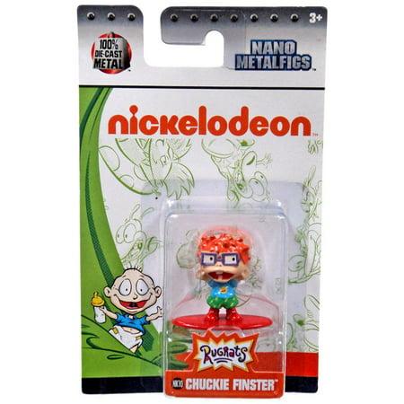 Nickelodeon Nano Metalfigs Chuckie Finster Diecast Figure (Chuckie Finster Halloween)