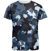 Urban Camo All Over Adult T-Shirt