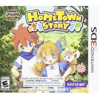(Nintendo 3DS) Hometown Story