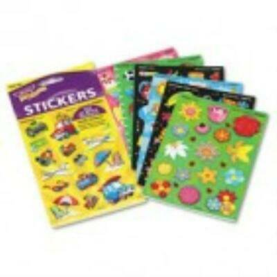 TREND Stinky Stickers Variety Pack, Good Times, (Trend Times Toy)