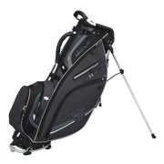 Wilson Staff Nexus II Stand/Carry Golf Bag - Gray/Red