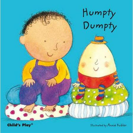 Humpty Dumpty (Board Book) (Humpty Dumpty Dress Up)