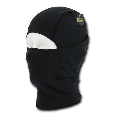 Black Convertible Balaclava Tactical Military Cold Weather Head Neck Face Mask Cold Weather Face Mask