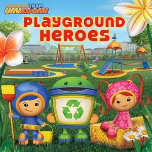 Playground Heroes (Team Umizoomi) - - Happy Halloween Team Umizoomi
