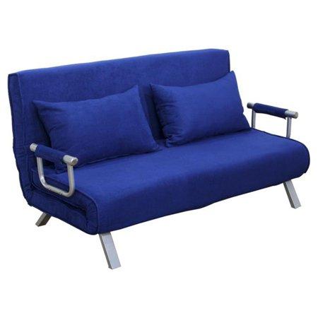 Homcom Folding Futon Sleeper Sofa Bed