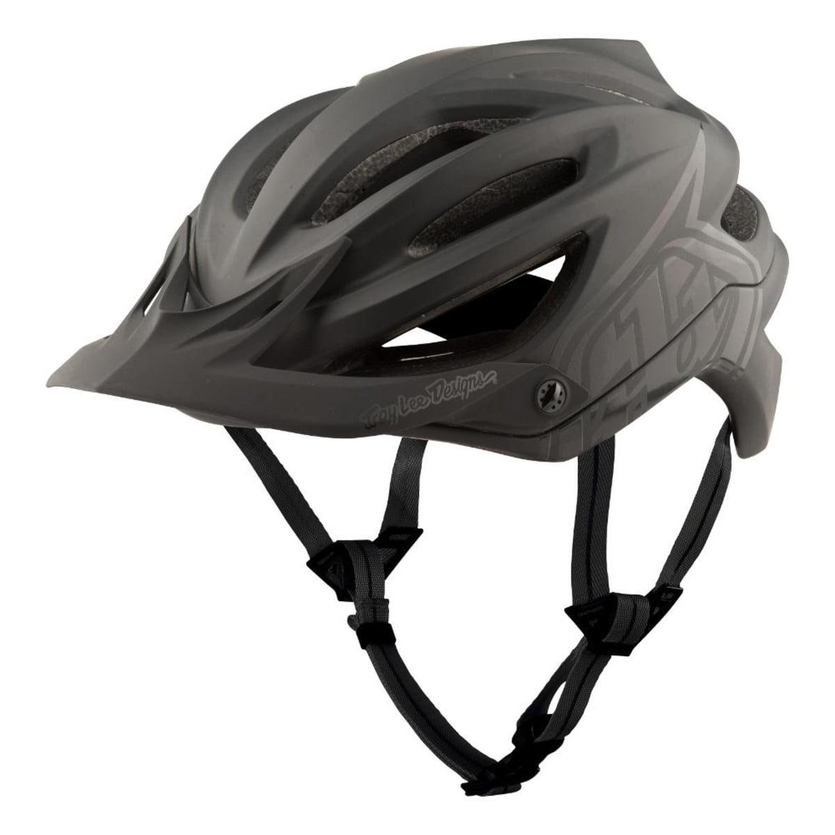 Troy Lee Designs A2 MIPS Decoy Helmet - Black Medium/Large